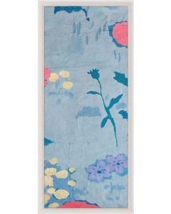 Natural Curiosities Paule Marrot Poppy Wall Art 3 with Optional Frame