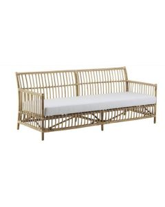 Natural Rattan 3-Seater Sofa- ON BACKORDER LATE OCTOBER 2021