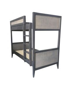Hand Crafted Modern Custom Bunk Bed For Kids - Available in a Variety of Finishes