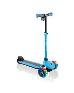 One K E-Motion 4 Light-Up Three-Wheeled Scooter for Kids Ages 8+