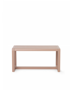 Pink Little Architect Subtle Seating Bench for Kids