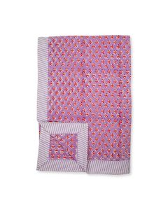 Purple and Red Ambroeus Tablecloth