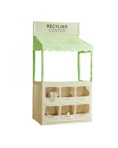 Recycle Center Play Stand Toy for Kids