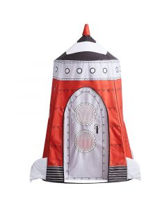 Rocket Pop Up Playhouse Toy for Kids
