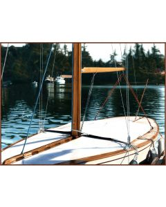 Saturday Afternoon Boat Framed Wall Art