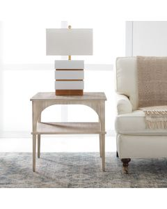 Somerset Bay Maui Square End Table