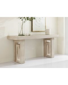 Somerset Bay Maui White Washed Console Table