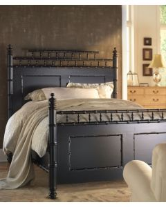 Somerset Bay Savannah King Size Bed - Available in a Variety of Finishes