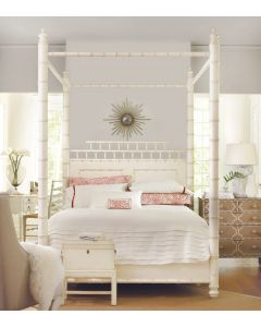 Somerset Bay Summerland Key Twin Size Four Poster Bed, Available in a Variety of Finishes