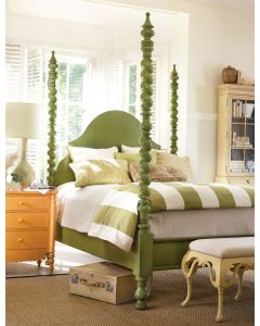 Somerset Bay Catalina King Size Poster Bed - Available in a Variety of Finishes