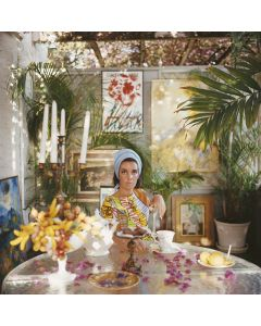 """Slim Aarons """"Wendy Vanderbilt"""" Print by Getty Images Gallery - Variety of Sizes Available"""