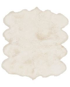 White Sheepskin Rug - Available in a Variety of Sizes, ON BACKORDER UNTIL AUGUST 2021