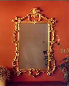 Carvers' Guild Regency Mirror in Antique Gold Leaf