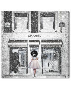 """Queen of the Store"" Chanel Fashion Wall Art - Variety of Sizes Available"