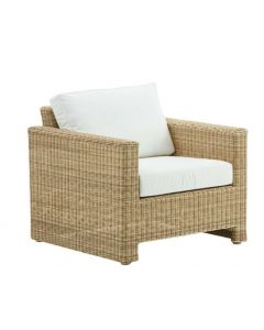 AluRattan™ Contemporary Outdoor Arm Chair
