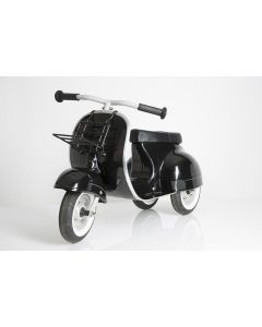 PRIMO Ride On Kids Toy Moped Special (Black) - ON BACKORDER UNTIL FEBRUARY 2021
