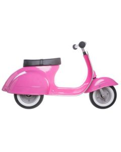 PRIMO Ride On Kids Toy Moped Classic (Pink) - ON BACKORDER UNTIL FEBRUARY 2021