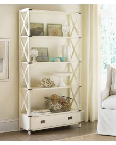 Somerset Bay Arundel Bookcase-Available in a Variety of Finishes