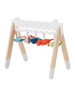 Baby Gym with Dinosaur Rattles Toy for Kids