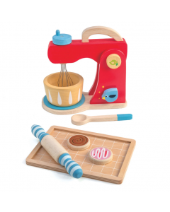 Bakers Mixing Pretend Play Toy Set for Children