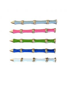 Bamboo Pen - Available in 5 Colors