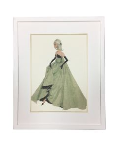 Barbie Couture Lisette Framed Wall Art