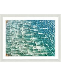 Beach Scene Framed Wall Art II-Available in a Variety of Sizes