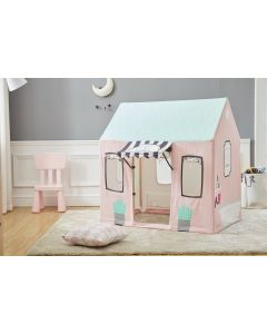 Beauty Salon Play Tent For Kids