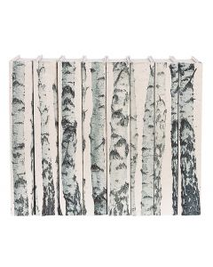 Birch Tree 8 Volume Set of Decorative Books