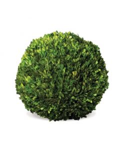"""BARGAIN BASEMENT ITEM: Boxwood Ball 16"""" - IN STOCK IN GREENWICH CT FOR QUICK SHIPPING"""