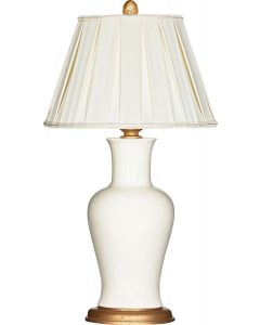 Amelie Blanc Couture Table Lamp