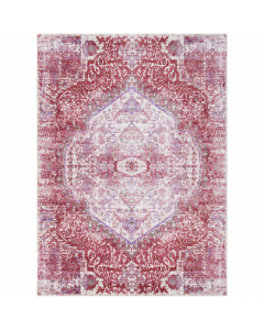 Bright Pink and Purple Germili Rug - FINAL STOCK, CALL TO CONFIRM AVAILABILITY