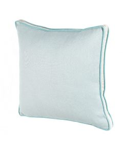 Brinson Breeze Decorative Throw Pillow with Linen Gusset