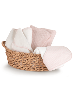 Bundle of Joy Baby Linen Gift Set - Available in Pink or Blue