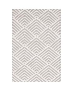 Bunny Williams Cleo Indoor/Outdoor Kilim Rug in Cement Grey - Available in a Variety of Sizes