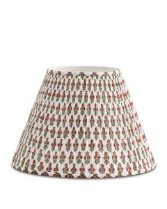 Bunny Williams Prickly Poppycape Patterned Lampshade