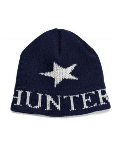 Regular Or Earflap Metallic Single Star Personalized Hat Available in Variety of Colors
