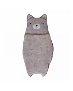 Campout Raccoon Sleeping Bag for Kids