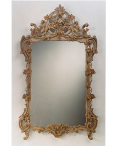 Carvers' Guild Grand Belle Jardin Mirror in Two Different Finishes
