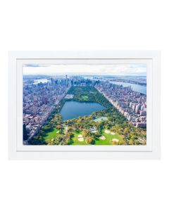 Gray Malin 'Central Park' Mini Framed Print