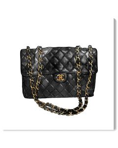 Chanel Bag Fashion Canvas Wall Art - Variety of Sizes Available