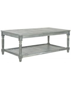 Charcoal Grey Outdoor Coffee Table