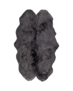 Charcoal Sheepskin Rug - Available in a Variety of Sizes