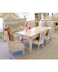 Child's Juliette Dining Table - Available in a Variety of Finishes