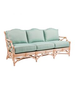 David Francis Chippendale Sofa with Rattan Frame - Variety of Finishes Available