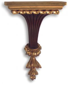 Chiswick Mahogany Wall Bracket - CALL TO CONFIRM AVAILABILITY