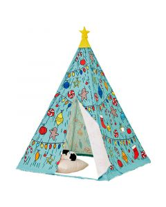 Christmas Tree Playhouse Teepee Toy for Kids