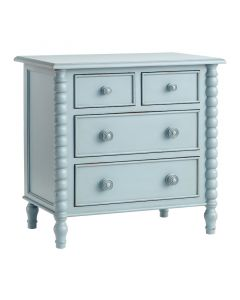 Clark 4 Drawer Nightstand - Available in a Variety of Finishes