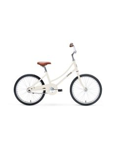 Classic Lightweight Dutch Bike For Kids With Bell and Kickstand - Available in 3 Colors