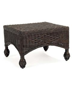 Closed Weave Ottoman - Additional Colors Available